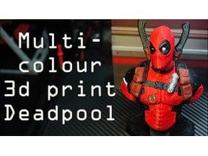 Deadpool Multicolour Remix for MMU and Palette