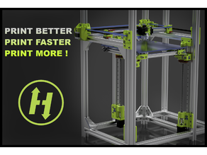 HevORT - Advanced DIY 3D Printer - Main Page