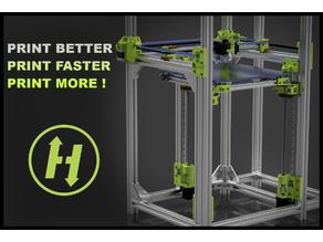 HevORT - Advanced DIY 3D Printer - Main Page