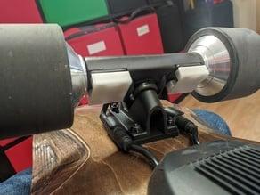 Garde-boue pour skate électrique Elwing Nimbus Halokee Powerkit 2019 / Elwing Nimbus Halokee Powerkit 2019 electric skateboard mudguard