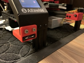 Micro SD-Card Adapter Holder (Alfawise)