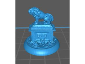 Objective Marker for Tabletop 28mm / Venice Style