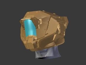 Destiny 2 - Murvaux Type 0 - Helmet