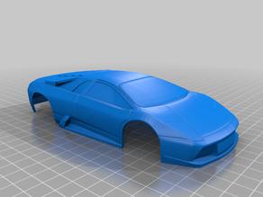 Lamborghini Murcielago 98mm MiniZ Body