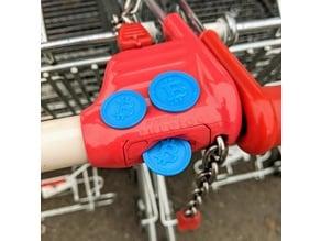 Bitcoin Czech korunas for shopping carts