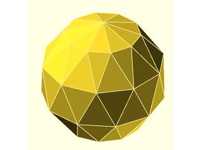 OpenScad sphere
