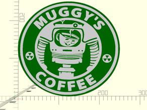 Muggy's Coffe logo