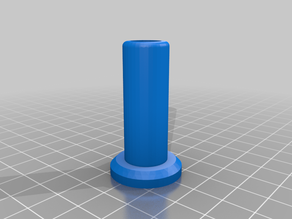 Sowing thread spool adapter