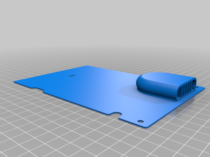 Ender 3 Replacement Electronics Cover