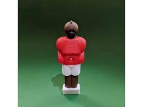 Arturo Vidal Foosball model