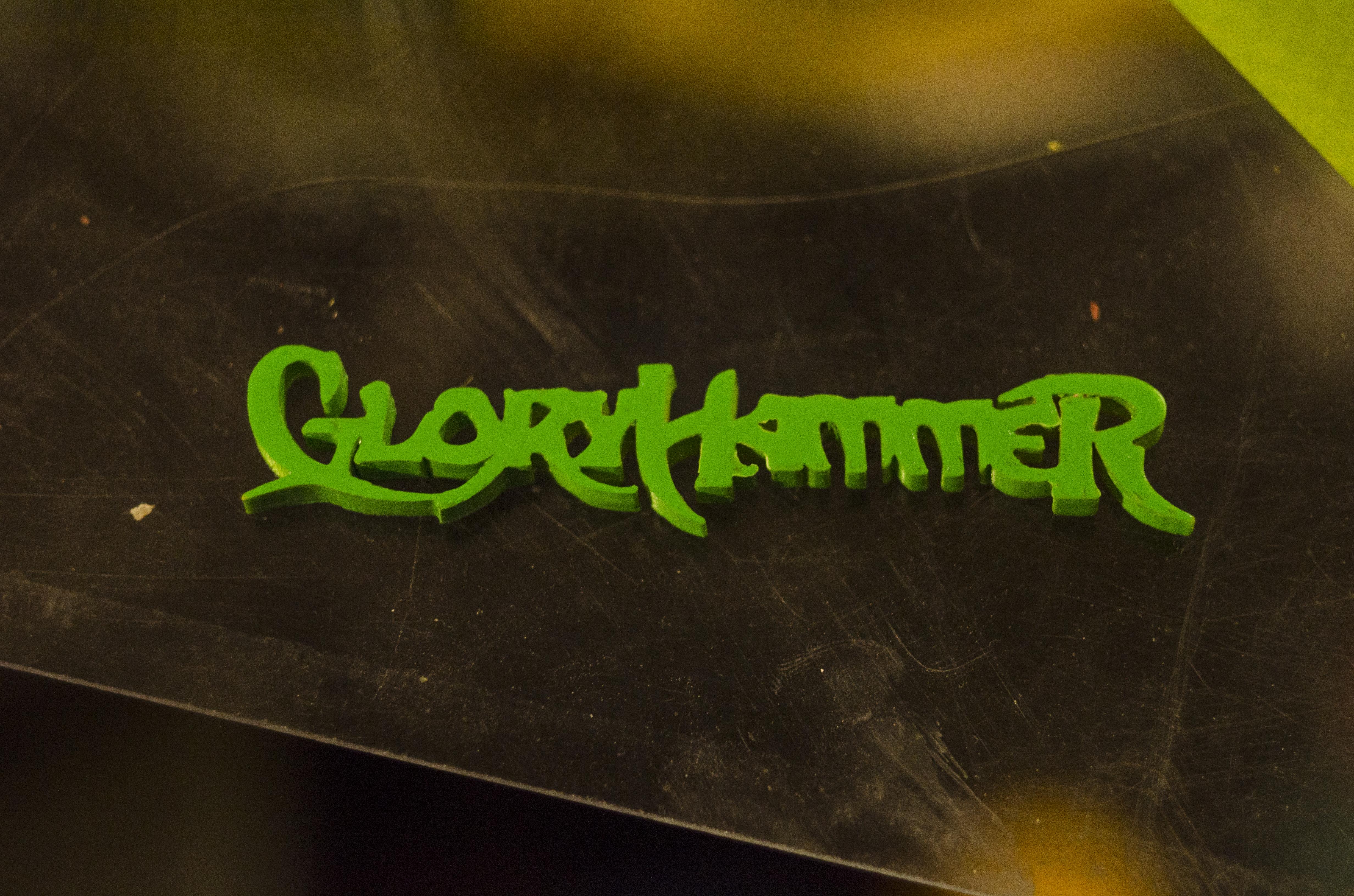 Gloryhammer [logo]