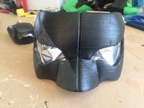 spider-man style free-runner mask