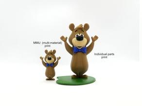 Boo-Boo Bear - MMU