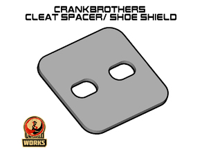 CrankBrothers Cleat spacer/ shoe shield