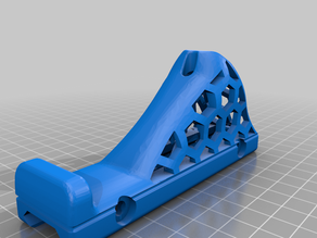 hex foregrip picatinny remix