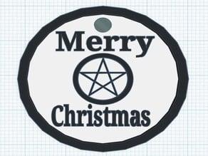 Supernatural ornament