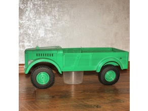 GAZ 69 Wheel/Rim