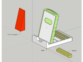 *iPhone Stand M
