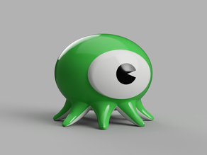 #3DTakoTuesday Cyclops Eye