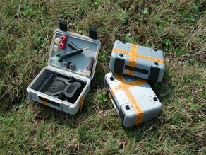 StrandBox -- Small gadgets storage box