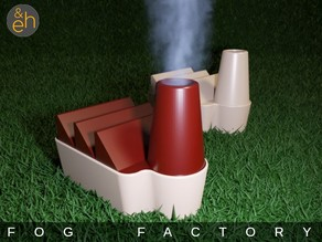 Fog Factory - Fogger, Humidifier, Mist Maker