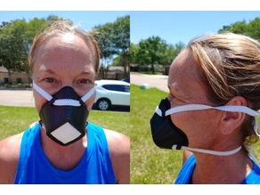 FlexFit Face Mask (No support)