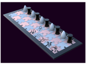 Senet - Ancient Egyptian Board Game