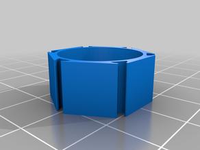 Dutyhook 18650 Cell Hexagon Modular Holder