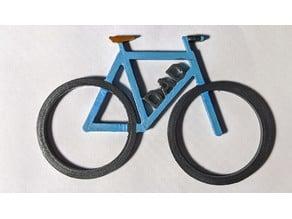 2D DAD Bike