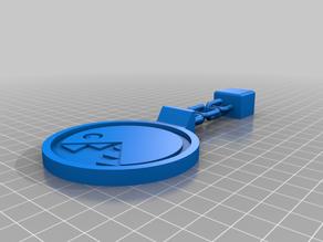 Chain Chomp cup holder