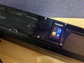 Hailong battery plug in voltage reader