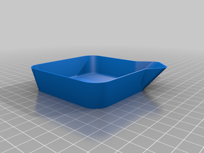 Stackable Board Game Bit Tray