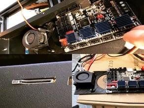 Solvol3D SV01 SKR v1.3 bracket replacement Motherboard