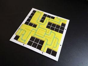 Ta Yü board and tiles