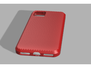 Pixel 4 XL Ribbed Case