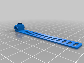 USB-Cable tie clip on (TPU)