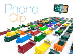 Phone Clip.