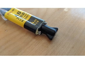Cap for 2-part 4 ml Epoxy glue / Epoxy resin