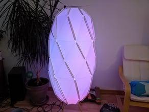 Sjöpenna Neopixel Lamp