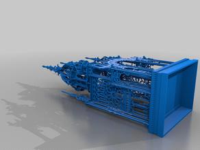 Building Sculpture for FDM Printing