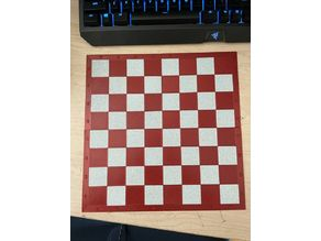 Chess Board w/ coordinates
