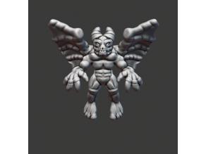 Gargoyle (Halloween month post 6)