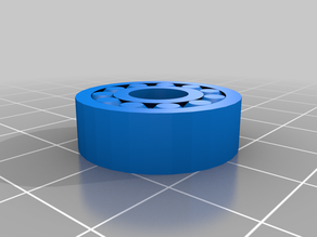 My Customized 608ZZ printable roller bearingrodamiento 0.05   a 45
