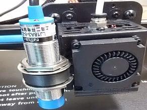 Geeetech A10 proximity sensor bracket