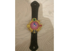 Fantasy patrol clock Alisa