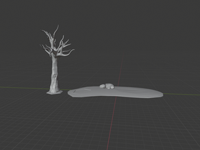 Tree terrain cause why not