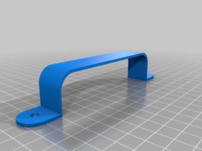 usb hub mounting strap