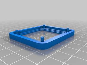 Druckkopfabdeckung für Anycubic i3 Mega