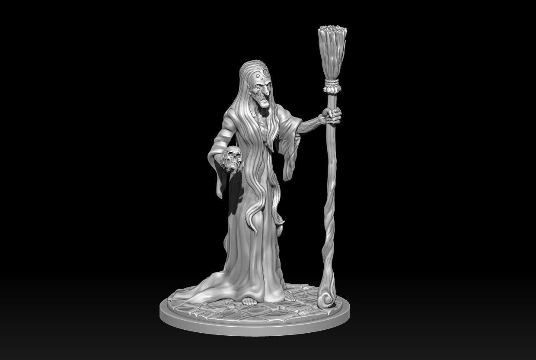 Witch Hettie