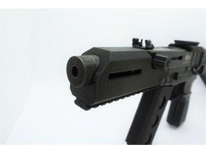 Flash Hider / suppressor For Vz61 scorpion